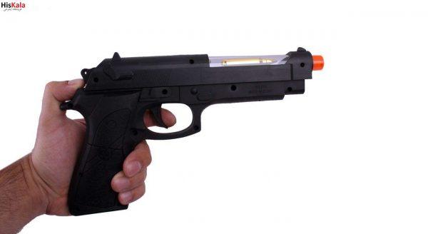 1136233261 600x328 - تفنگ بازی جان چنگ مدل Super Pistol