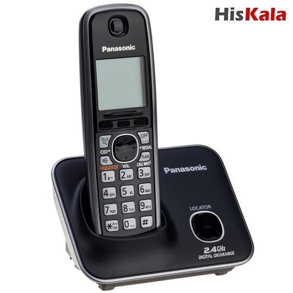 3335475 - تلفن بی سیم پاناسونیک مدل KX-TG3711